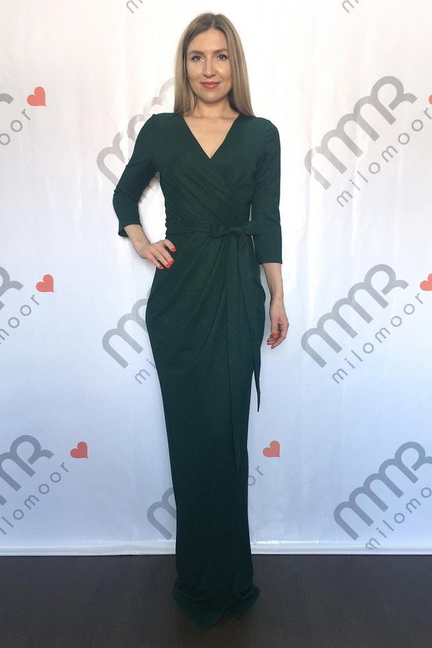 Арт: Платье-халат Вечерние фото 1