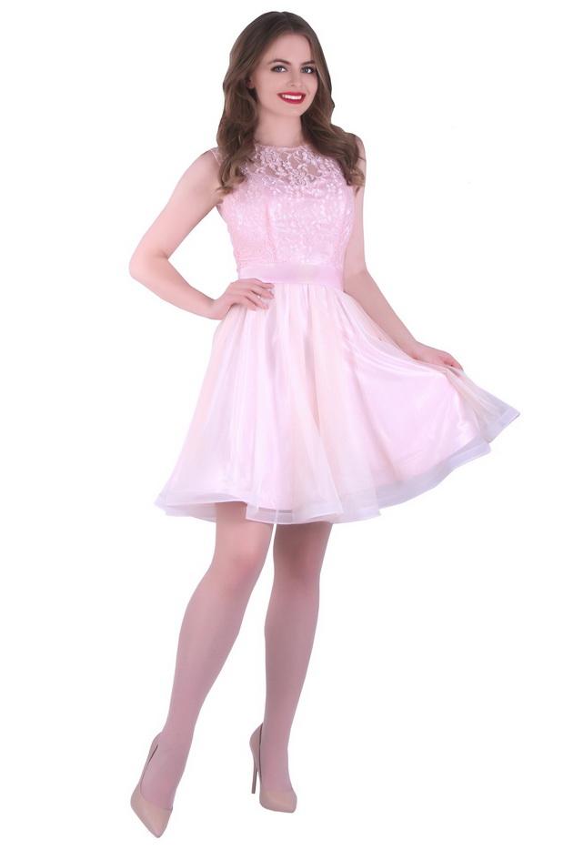 Арт: 43-21. Короткое выпускное платье Выпускные фото 1
