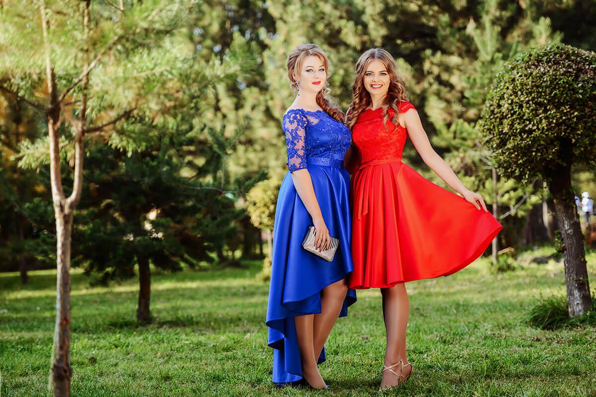 За сколько можно купить в Москве платье для выпускного бала