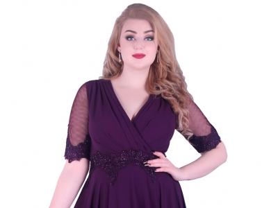 Вечерние платья 52–56 размера