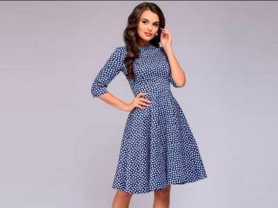 Повседневные платья: элегантность и комфорт