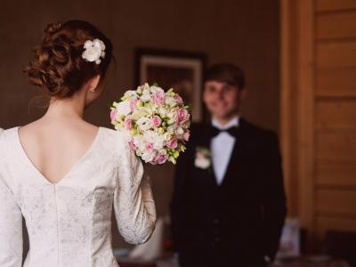 Совместный выбор свадебного платья: за и против
